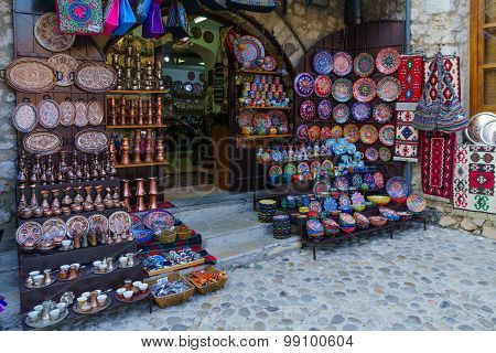Souvenirs On Sale, Mostar