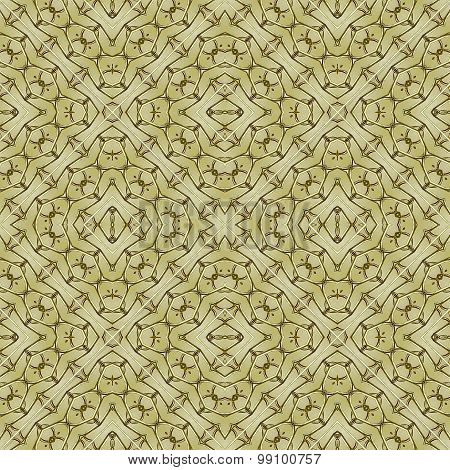 Ancient Modern Baroque Pattern