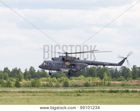 Mi-8 Helicopter, The Russian Air Force