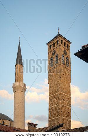 Towers, Sarajevo