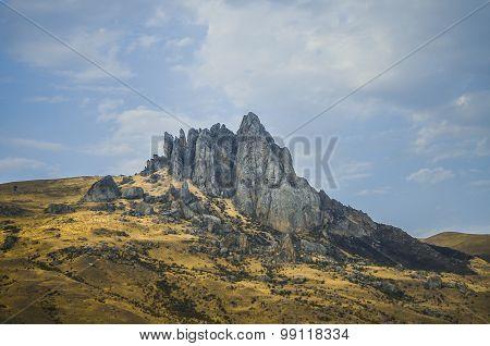 Extraordinary Mountain top