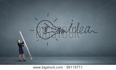 My great idea