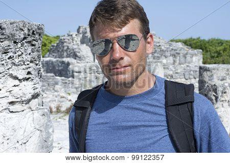 Backpacking Maya Ruins