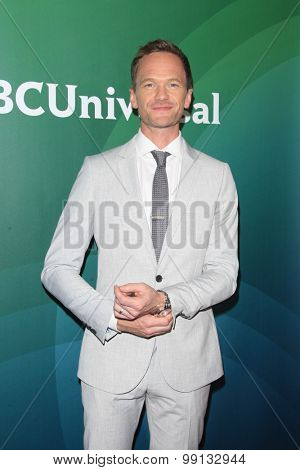 LOS ANGELES - AUG 13:  Neil Patrick Harris at the NBCUniversal 2015 TCA Summer Press Tour at the Beverly Hilton Hotel on August 13, 2015 in Beverly Hills, CA