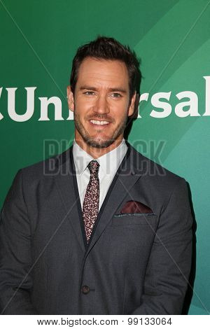 LOS ANGELES - AUG 13:  Mark-Paul Gosselaar at the NBCUniversal 2015 TCA Summer Press Tour at the Beverly Hilton Hotel on August 13, 2015 in Beverly Hills, CA
