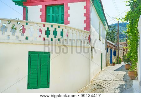 The Villages Of Cyprus