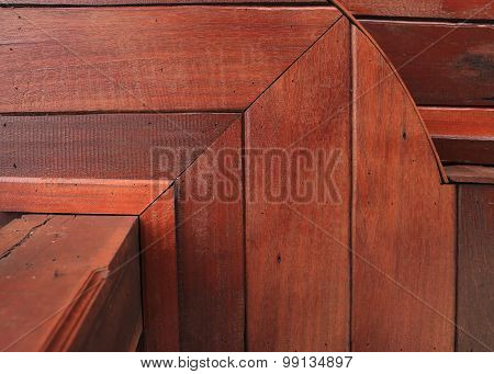 Brown Wood Plank Background
