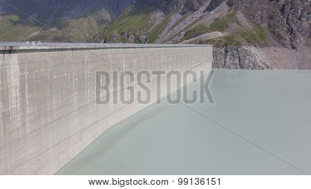 Dam Grande Dixence - Worlds Highest Gravity Dam
