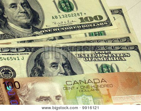 AmericanCanadianCurrency