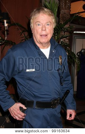 LOS ANGELES - AUG 14:  Dick Christie at the Bold and Beautiful Fan Event Friday at the CBS Television City on August 14, 2015 in Los Angeles, CA