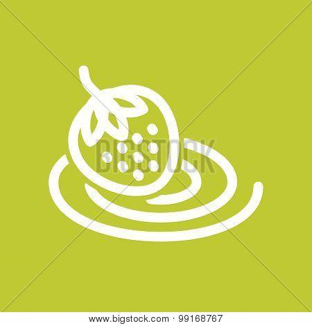 Cream swiss roll