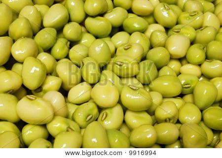 Crowder peas