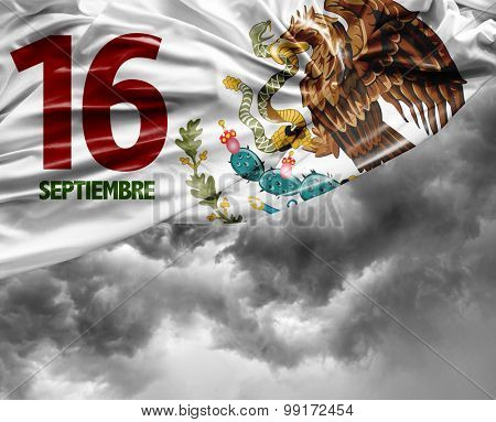 September, 16 Independence of Mexico