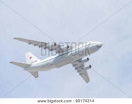 Aircraft An 124-100
