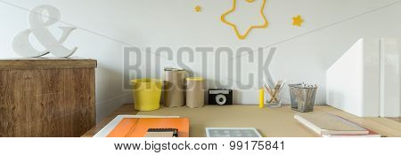 Study Table For Child