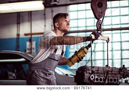 Auto Workshop Worker