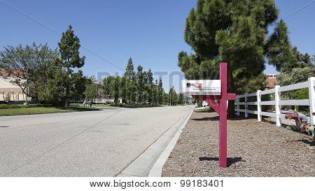 Camarillo Ranch Road