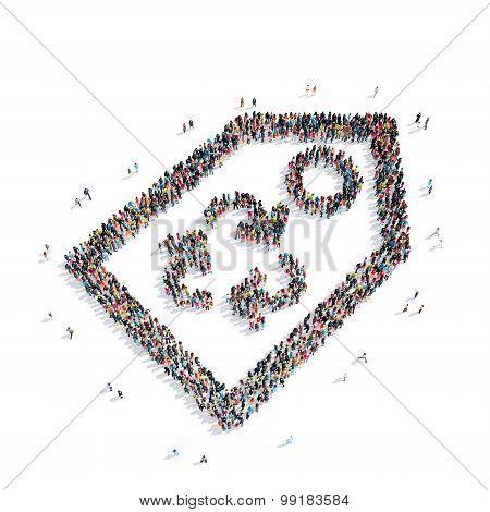 group  people  shape  tag