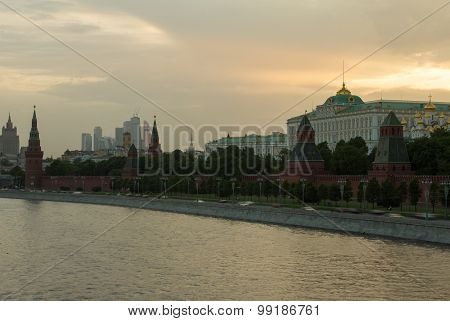City View Of Moscow