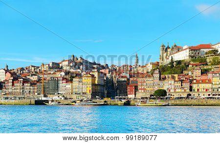 Porto Cityscape, Portugal