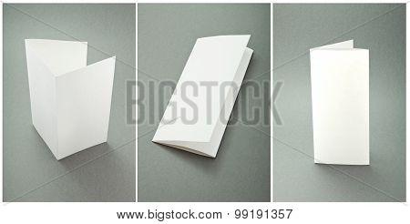 Set White Booklets