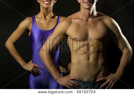 Sporting Couple
