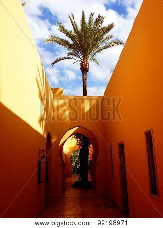 Arabic Architectural Style