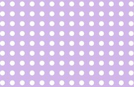 stock photo of poka dot  - Polka dot with color pastel background  its seamless patterns - JPG