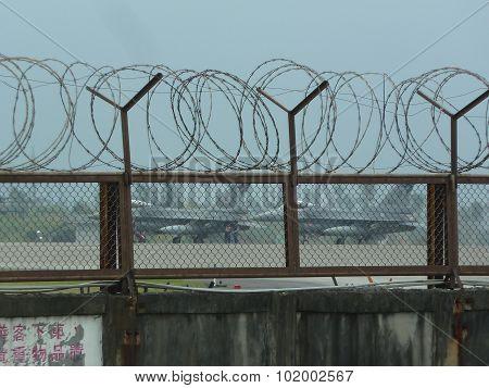 Air Base, Military