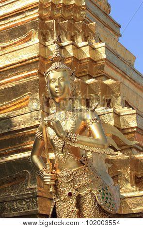 kinnara  Wat Phra Kaew