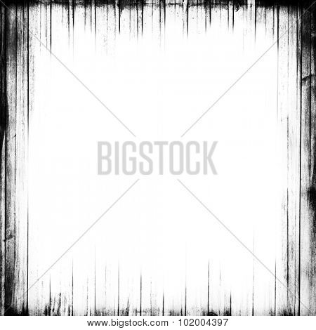 abstract wooden background with white center for your text or picture.