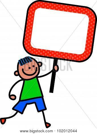Sign Kid