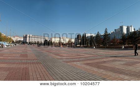 27 September 2010, Ulan-Ude, Russia.
