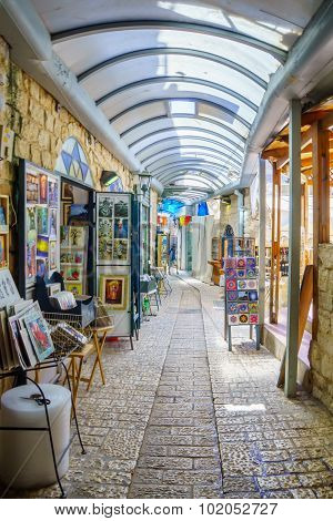 The Jewish Quarter, Safed