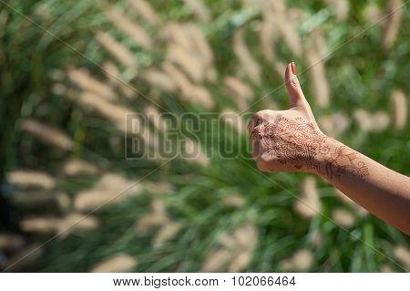 Thumb Up Henna