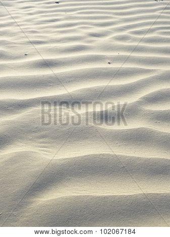 Beach Sand Ridges