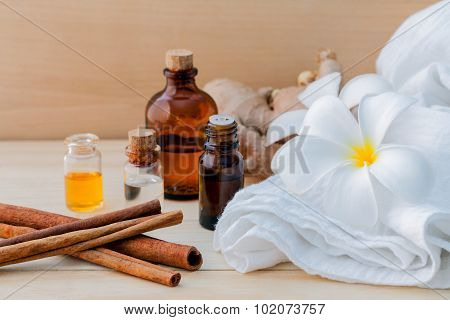 Spa Essential Oils Natural Spas Ingredients For Aroma Aromatherapy.