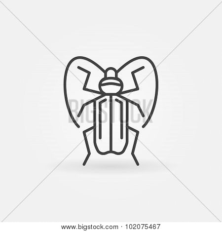 Insect icon or logo