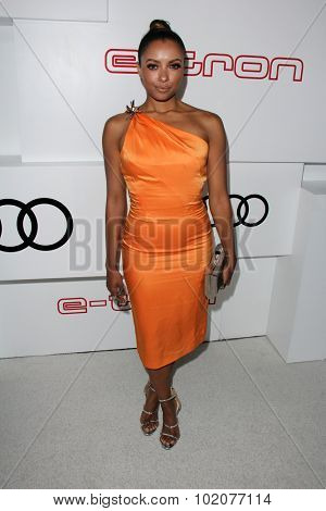 LOS ANGELES - SEP 17:  Kat Graham at the Audi Celebrates Emmys Week 2015 at the Cecconi's on September 17, 2015 in West Hollywood, CA