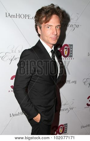 LOS ANGELES - SEP 17:  Richard Marx at the Padres Contra El Cancer's 15th Annual