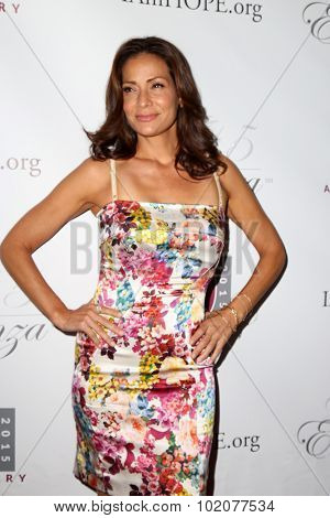 LOS ANGELES - SEP 17:  Constance Marie at the Padres Contra El Cancer's 15th Annual