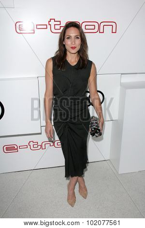 LOS ANGELES - SEP 17:  Amy Rosoff at the Audi Celebrates Emmys Week 2015 at the Cecconi's on September 17, 2015 in West Hollywood, CA