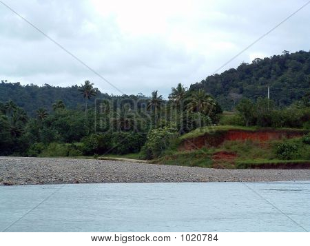 Rural Landscape Fiji