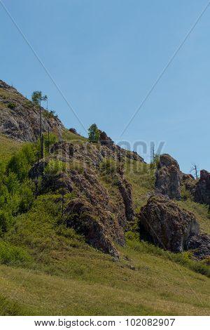 The Nature Of Khakassia