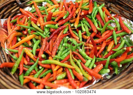 Farmer Market peppers