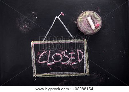 Written Closed