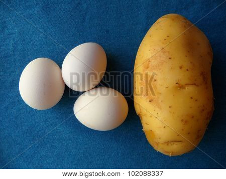 Eggs & Potato