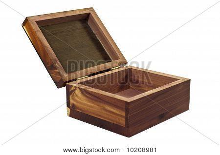 Trinket Box Open