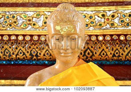 Siddhartha statue