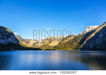View Over Lake Hallstatt